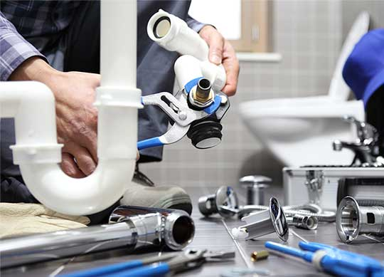Plumbing and Pipe Fittings